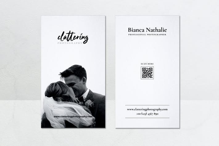 Cover Image For Minimalist Business Card Vol.50