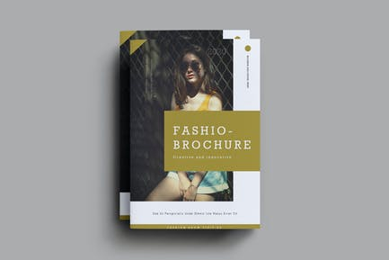 Fashio Brochure Template