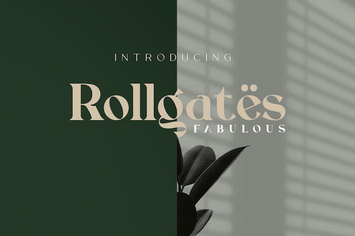 Thumbnail for Rollgates Fabulous