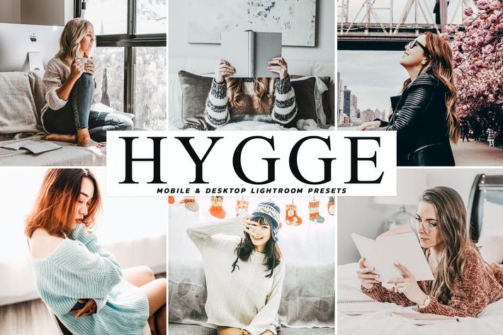 Thumbnail for Hygge Mobile & Desktop Lightroom Presets