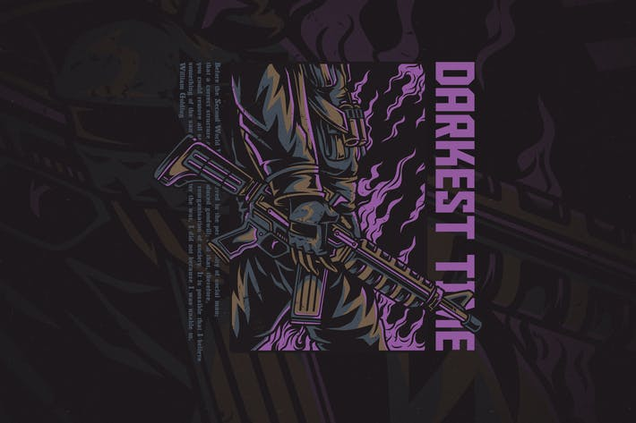 Thumbnail for Darkest Time