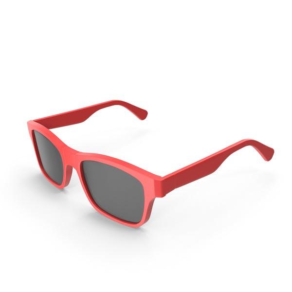 Red Sunglass