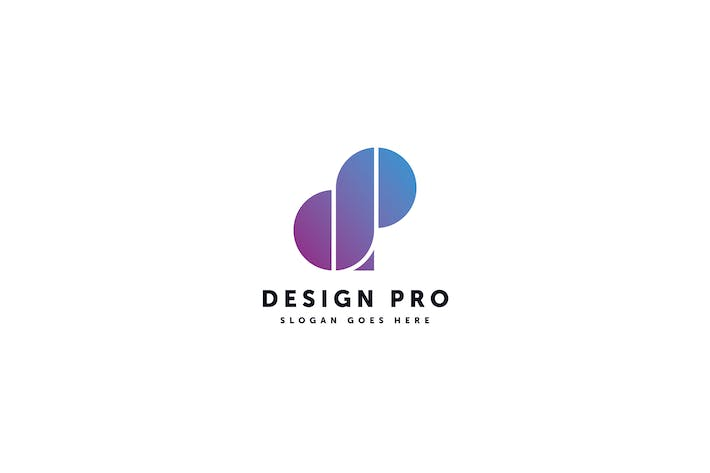 Thumbnail for Design Pro Logo Template