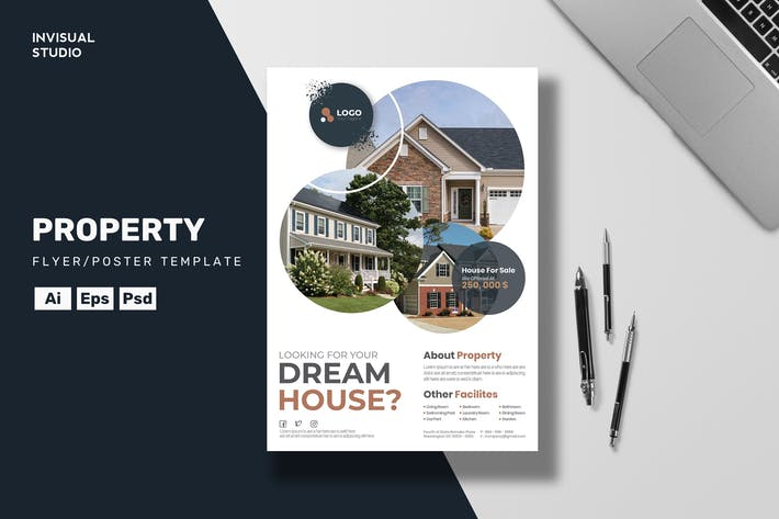 Property - Flyer Template