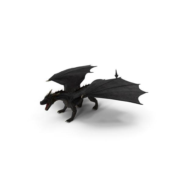 Dragon Attacking Pose