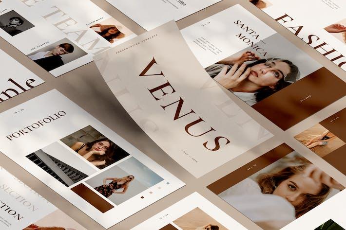 Thumbnail for Venus Powerpoint