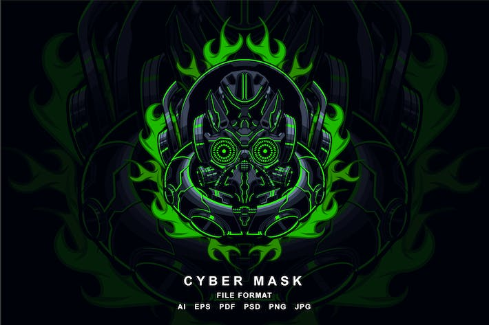 Thumbnail for Cyber Mask