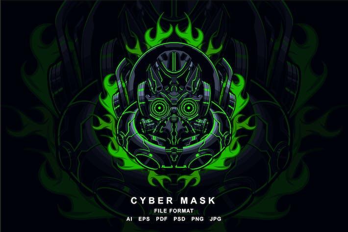 Cyber-Maske