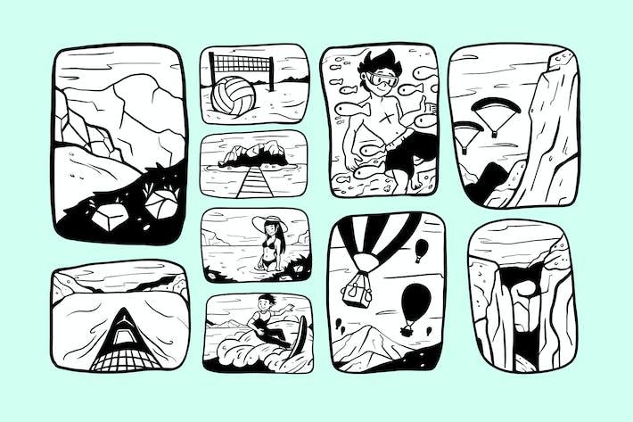 Thumbnail for Insignias aventureras
