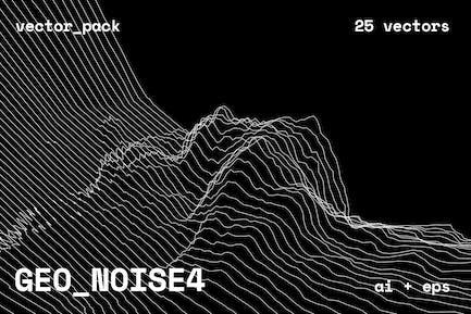 GEO_NOISE4 Vector Pack