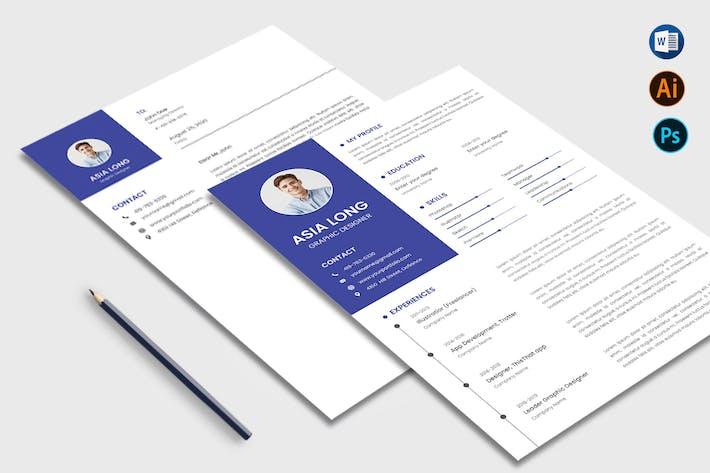 Thumbnail for CV Word Office