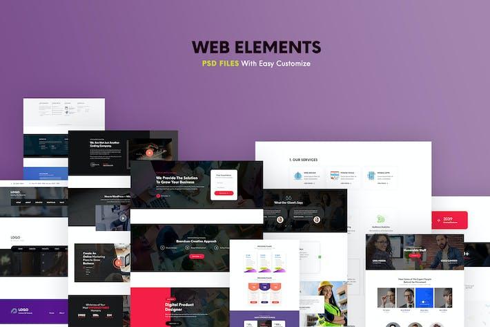 Thumbnail for Web Elements