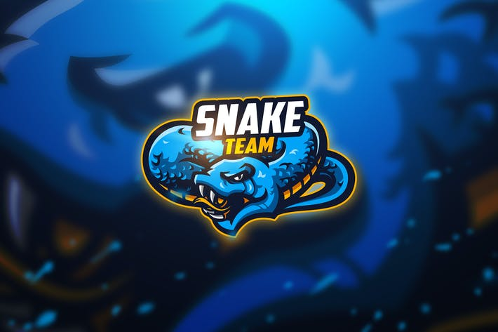Thumbnail for Snake - Mascot & Esport Logo
