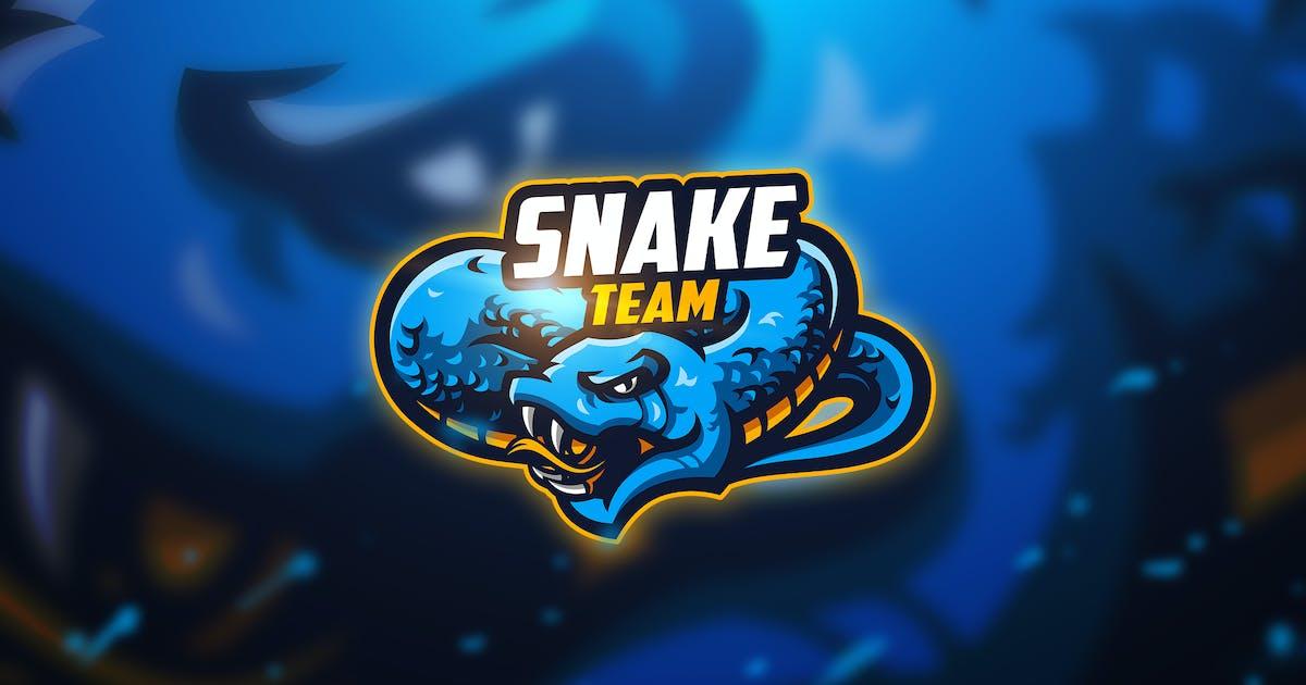 Download Snake - Mascot & Esport Logo by aqrstudio