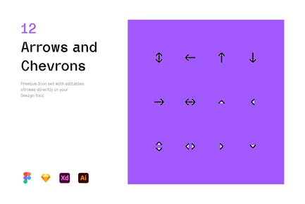 Arrows and Chevrons - Linee