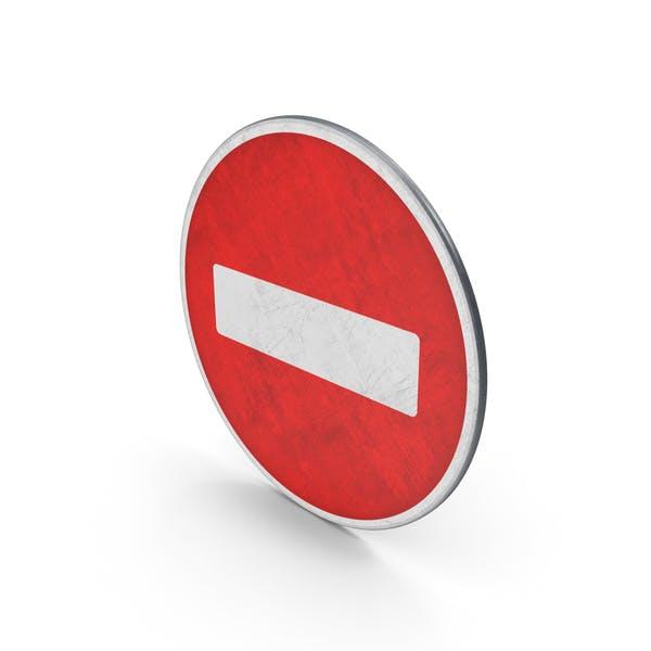 Verkehrszeichen kein Eintrag