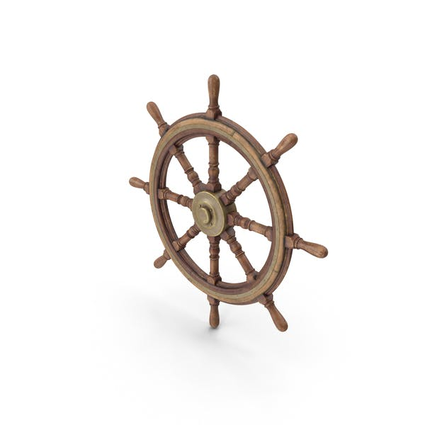 Thumbnail for Old Ship Wheel