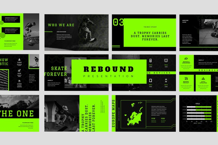 Thumbnail for Rebound Powerpoint Presentation