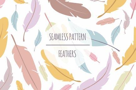 Feather – Seamless Pattern