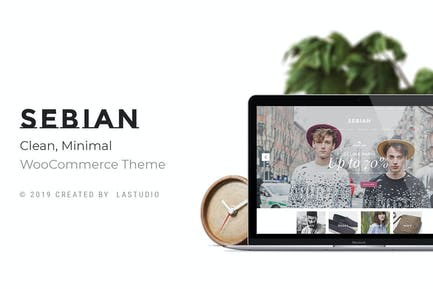 Sebian - Multi-purpose WordPress WooCommerce Theme