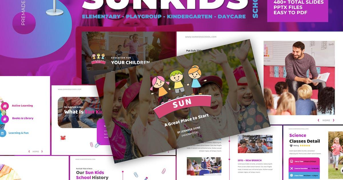 Download School/Kindergarten/Playgroup/Daycare Keynote by afahmy