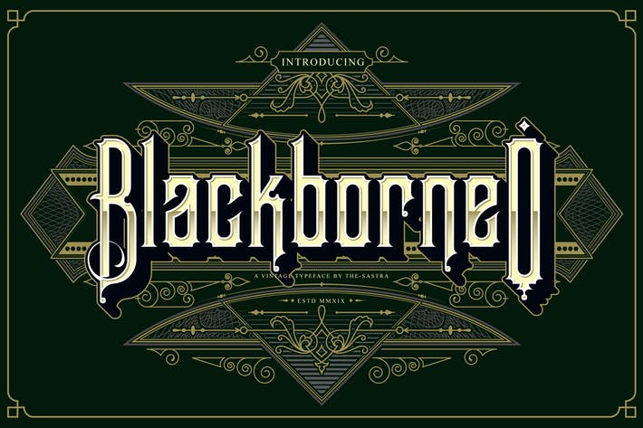 Thumbnail for BlackBorneo