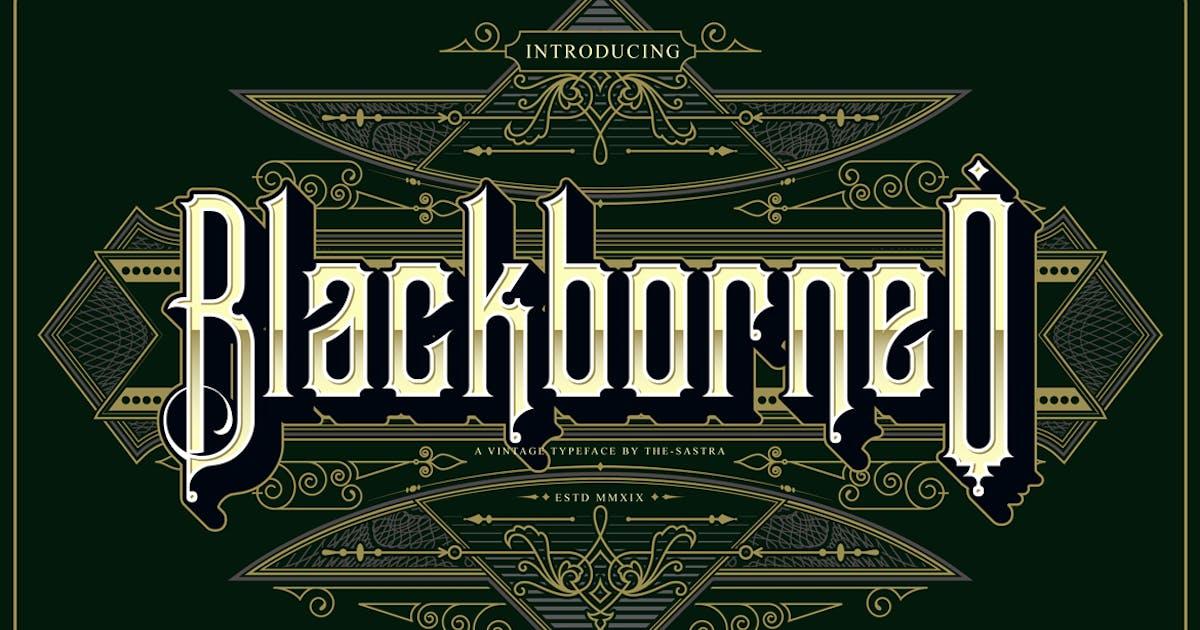 Download BlackBorneo by the-sastra