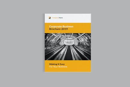 Pachira - Corporate Brochure Template