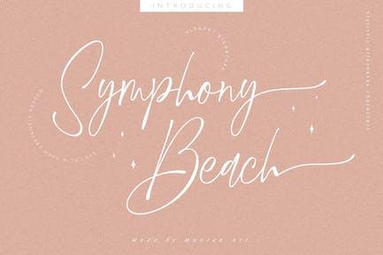 Symphony Beach   Modern Signature