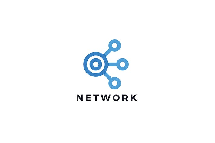 Thumbnail for Network Logo Template