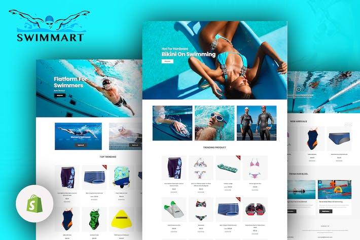 Thumbnail for Swimmart - Bañadores, Bikini Moda Shopify Tema