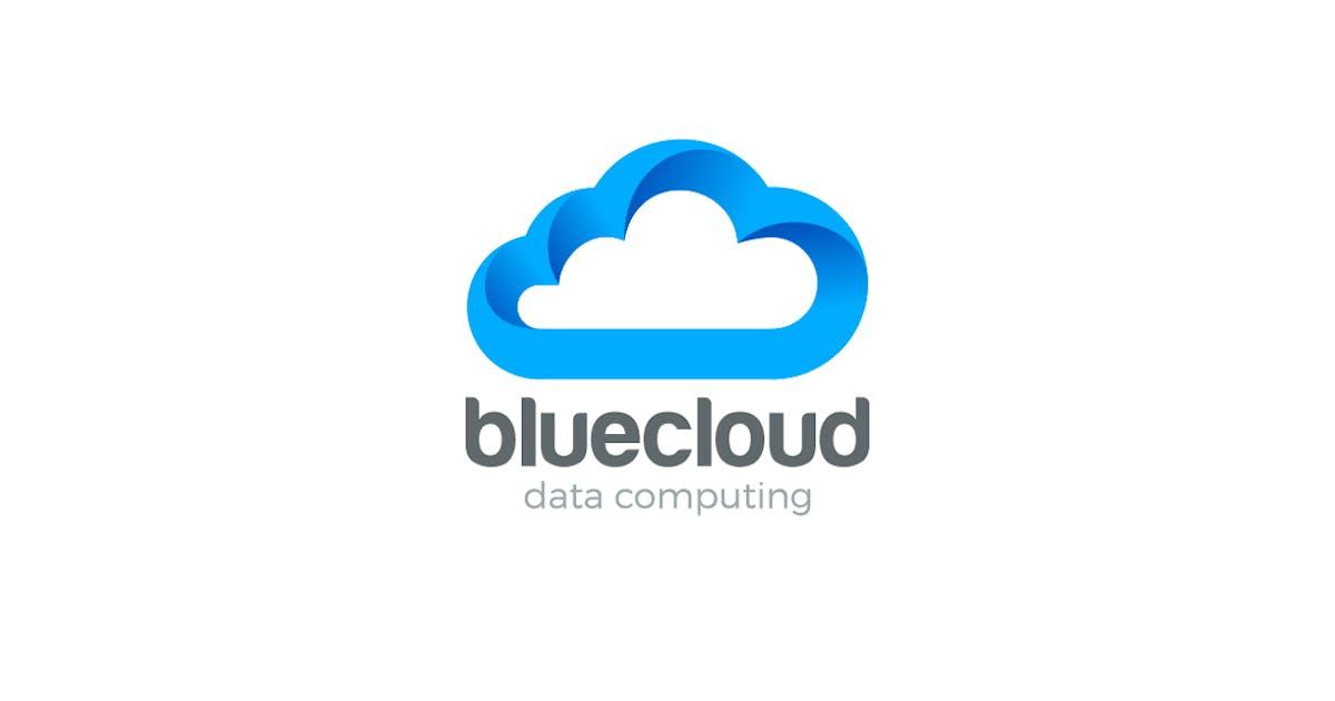 Download Logo Cloud computing design by Sentavio