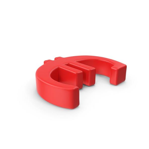 Thumbnail for Rotes Euro-Symbol