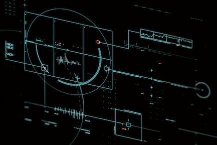 HUD User Interface Set