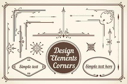 Design Elements Corners