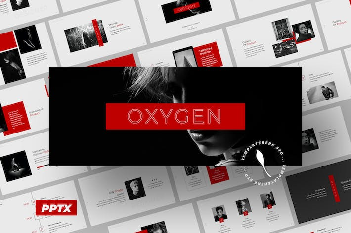 Oxygen Creative Business Powerpoint