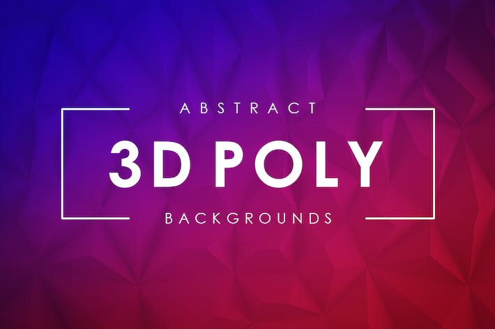 Thumbnail for 3D Poly Backgrounds