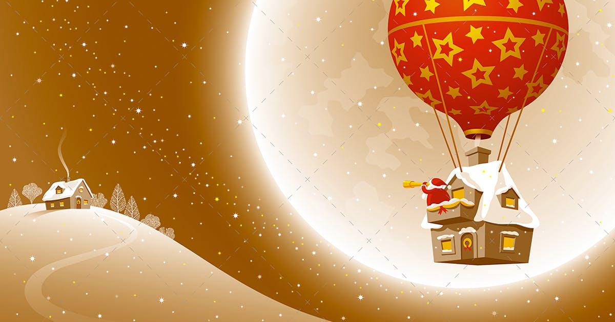 Download Santa's Christmas Flight by iatsun