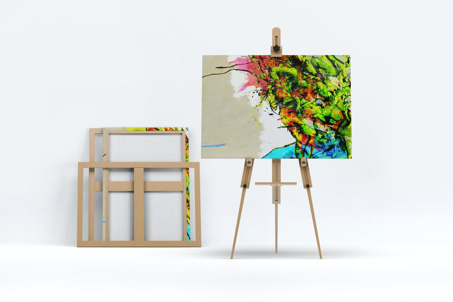 Picture Art Mock-Up