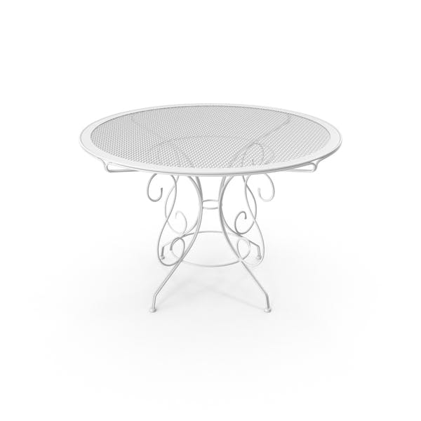 Thumbnail for Iron Table