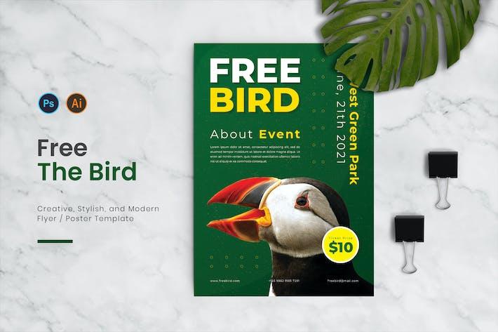 Free Bird Flyer