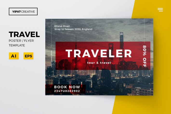 Thumbnail for Traveler Flyer