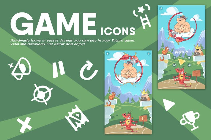 Thumbnail for Game Icons