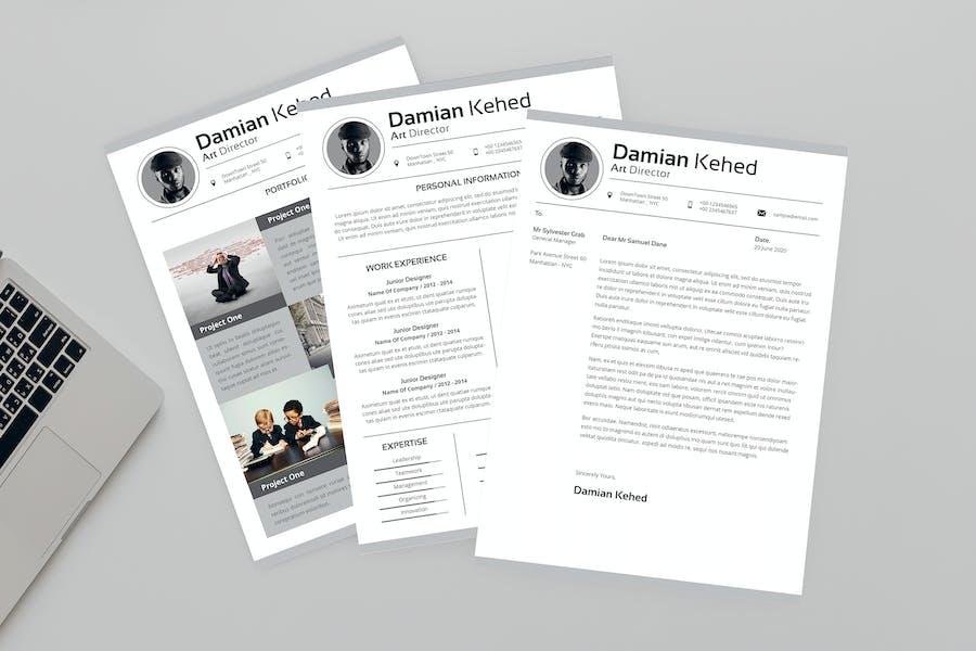 Salve Resume Designer