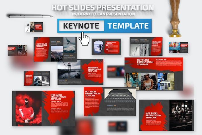 Keynote горячих слайдов