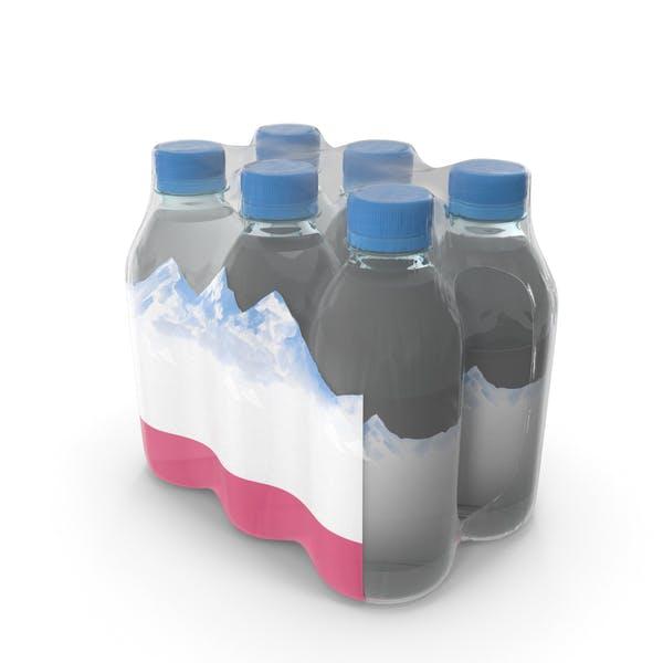 Минеральная вода 330 мл бутылка пакет