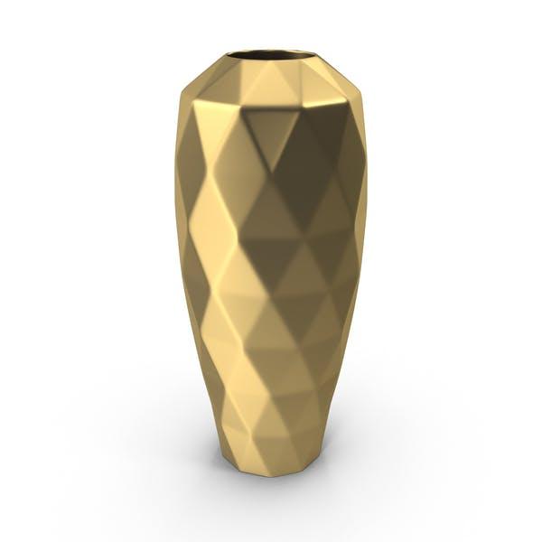 Thumbnail for Golden Flower Vase