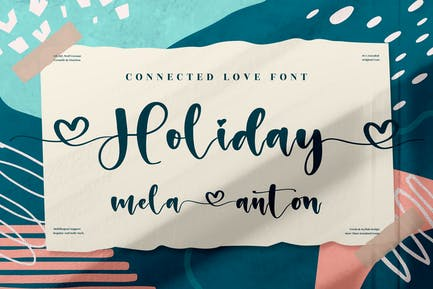 Holiday Connecting Love LS