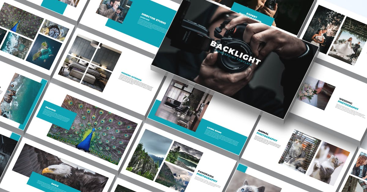 Download Backlight - Powerpoint Template by UnicodeID