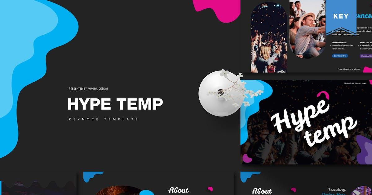 Download Hype   Keynote Template by Vunira